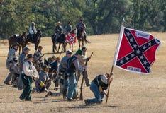 Konfederat siły obraz royalty free