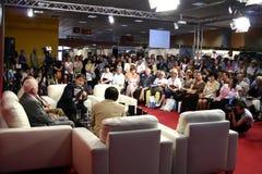 konferencja zdjęcia royalty free