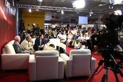 Konferencja zdjęcie stock