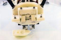 Konferencja Międzynarodowa i wystawa 3D drukowy scann Fotografia Royalty Free
