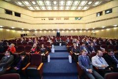 Konferencja Międzynarodowa Real Estate Managementin Korporacja Fotografia Royalty Free