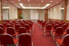 konferencja pusty pokój Zdjęcie Royalty Free