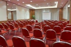 konferencja pusty pokój Obrazy Royalty Free