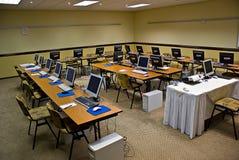 konferencyjny elektroniczny szkolenie Zdjęcia Royalty Free