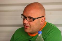 konferencyjny Perpignan prasowi usa Fotografia Royalty Free