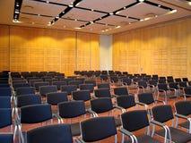 konferens 3 Arkivfoton