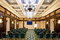 Konferenskorridor Fotografering för Bildbyråer