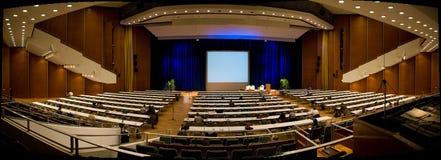 konferenskorridor Royaltyfria Foton
