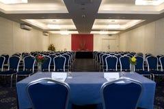 konferenslokal Royaltyfri Fotografi
