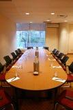 konferensmötelokal Fotografering för Bildbyråer