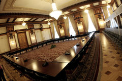 Konferenzsaal Stockfotografie