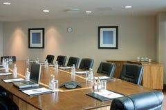Konferenzsaal-Innenraum Lizenzfreie Stockbilder