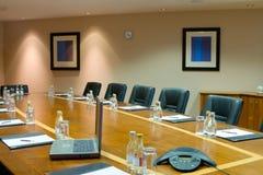 Konferenzsaal-Innenraum Lizenzfreie Stockfotografie