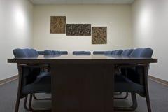 Konferenzsaal leer Lizenzfreie Stockbilder