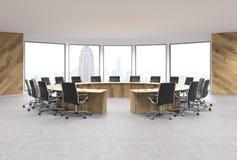 Konferenzsaal NY Stockbilder