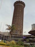 Konferenzzentrum Internationaler Konferenz KICC Kenia Lizenzfreies Stockfoto