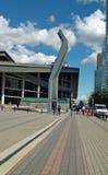 Konferenzzentrum, Vancouver BC Kanada lizenzfreie stockfotos