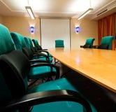 Konferenzzimmer Lizenzfreies Stockbild