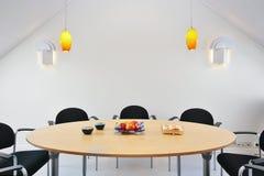Konferenzzimmer Stockfoto