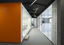 Konferenzzimmer Lizenzfreie Stockbilder