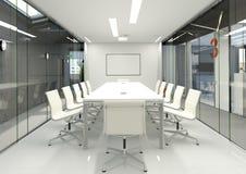 Konferenzzimmer Stockbild