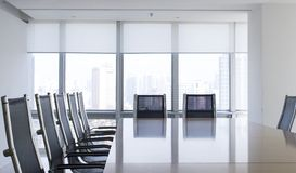 Konferenzzimmer stockbilder