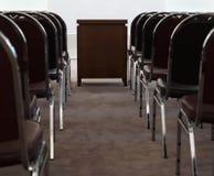 Konferenzzimmer im Büro stockfotos