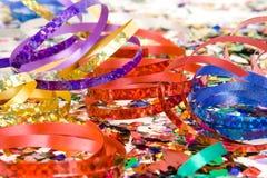 konfetti Zdjęcia Royalty Free