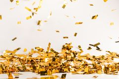 konfetti upaść fotografia royalty free