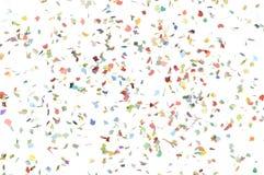 konfettiar Arkivfoton