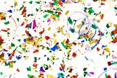 konfettiar Royaltyfria Foton