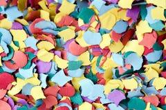 konfettiar Fotografering för Bildbyråer