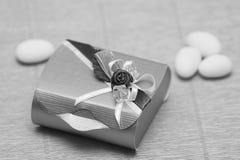 Konfettiar - black&white arkivbild