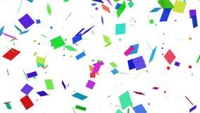 Konfettier Fotografering för Bildbyråer