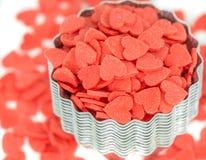 Konfettier VI Arkivbilder