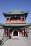 Konfucius tempel, Kina Royaltyfri Fotografi