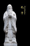 konfucjusz Obrazy Royalty Free