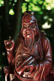 Konfuzius im Mondlicht Stockbild