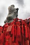 Konfuzius-Tempel Stockfotos