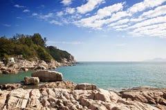 kong острова hong cheung chau стоковое фото rf