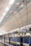 kong international hong залы авиапорта Стоковое фото RF