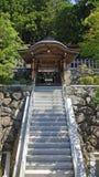 Kongobuji tempel i Koyasan, Japan Royaltyfria Foton