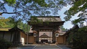 Free Kongobuji Temple Gate In Koyasan, Japan Stock Photography - 59940432