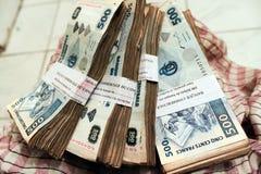Kongolesisk franc arkivfoto