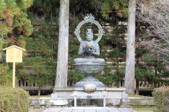 Kongouke Bosatsu del ji de Ninna en Kyoto Fotografía de archivo libre de regalías