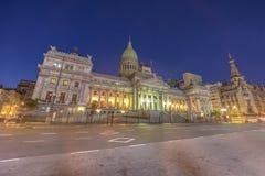 Kongres Argentyński naród. obraz stock