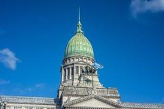 Kongres Argentyński naród fotografia royalty free