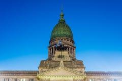 Kongres Argentyński naród zdjęcia royalty free