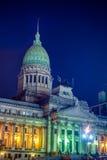 Kongres Argentyński naród obrazy royalty free
