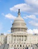 Kongres, Wzgórze Kapitolu Obraz Stock